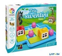 BRAIN GAMES Trīs Sivēntiņi galda spēle (latviešu valodā)