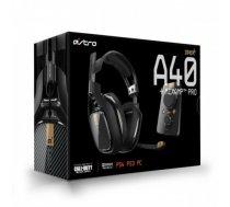 ASTRO Gaming A40 PS4 Austiņas ar Mix Amp Pro TR Melnas (Jaunas)