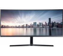 "Monitor Samsung Samsung LCD C34H890 34"" black - LC34H890WJUXEN"