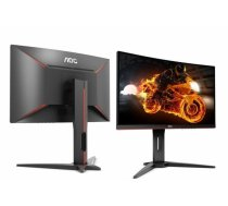 Monitor AOC Gaming C27G1 Curved MVA 27inch FullHD, 144Hz, HDMI/DP/D-SUB