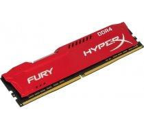Atmiņa HyperX Fury, DDR4, 8 GB,2400MHz, CL15 (HX424C15FR2/8)