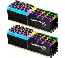 Atmiņa G.Skill Trident Z RGB, DDR4, 64 GB,3000MHz, CL14 (F4-3000C14Q2-64GTZR)