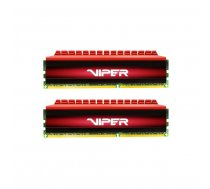 Patriot Viper 4 DDR4, 2x4GB, 3000MHz, CL16  (PV48G300C6K)