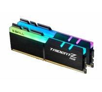 Atmiņa G.Skill Trident ar RGB, DDR4, 32 GB,3200MHz, CL14 (F4-3200C14D-32GTZR)