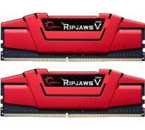 Atmiņa G.Skill Ripjaws V, DDR4, 16 GB,3000MHz, CL15 (F4-3000C15D-16GVRB)