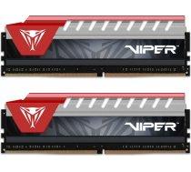 Atmiņa Patriot Viper Elite, DDR4, 8 GB,2400MHz, CL15 (PVE48G240C5KRD)
