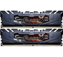Atmiņa G.Skill Komplekts pamięci G.SKILL FlareX AMD F4-3200C16D-32GFX (DDR4 DIMM; 2 x 16 GB; 2133 MHz; CL16)