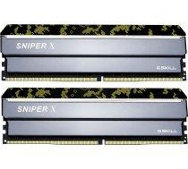 Atmiņa G.Skill Sniper X, DDR4, 16 GB,2400MHz, CL17 (F4-2400C17D-16GSXK)
