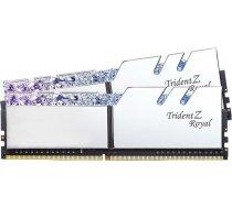 Atmiņa G.Skill Trident ar Royal, DDR4, 16GB,3200MHz, CL16 (F4-3200C16D-16GTRS)