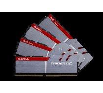 G.Skill Trident ar DDR4, 4x8GB, 3200MHz, CL14  (F4-3200C14Q-32GTZ)