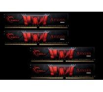 Atmiņa G.Skill Aegis, DDR4, 64 GB,2400MHz, CL15 (F4-2400C15Q-64GIS)
