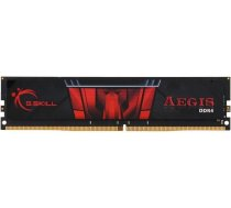 Atmiņa G.Skill Aegis, DDR4, 16 GB,2400MHz, CL17 (F4-2400C17S-16GIS)