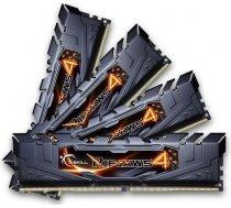 Atmiņa G.Skill Ripjaws 4, DDR4, 32 GB,2400MHz, CL15 (F4-2400C15Q-32GRK)
