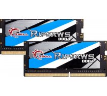 G.Skill Ripjaws SO-DIMM DDR4,   2x16GB, 2400MHz, CL16  (F4-2400C16D-32GRS)