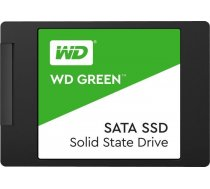 Disks SSD Western Digital Green 480GB SATA3 (WDS480G2G0A)