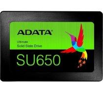 Disks SSD ADATA Disks SSD Ultimate SU650 960G 2.5 S3 3D TLC Retail -ASU650SS-960GT-R