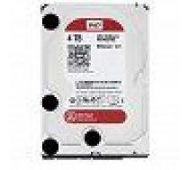 Western Digital Red, 3.5, 4TB, SATA/600, 64MB cache (WD40EFRX)