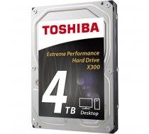 Toshiba X300 4TB SATA 3 - (HDWE140UZSVA)