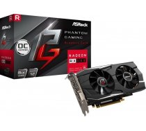 Karta graficzna ASRock Phantom Gaming D Radeon RX 580 8G OC, 8 GB GDDR5 (PG D RADEON RX580 8G OC)