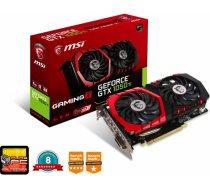 Karta graficzna MSI GeForce GTX 1050Ti Gaming X 4GB GDDR5 (GTX 1050 Ti GAMING X 4G)