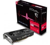 Sapphire RX 580 PULSE OC, 8GB GDDR5 (256 Bit), DVI-D, 2x DP, 2x HDMI (11265-05-20G)