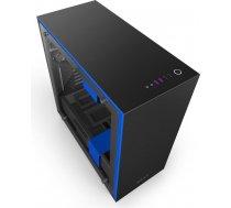 Nzxt  komputerowa NZXT H700i matēta / - CA-H700W-BL