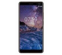 Nokia 7 plus black copper