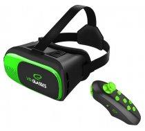 "Gogle VR Esperanza Esperanza EGV300R brilles 3D VR priekš SMARTFONÓW 3.5'-6""' ar pulti - EGV300R - 5901299939284"