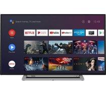 Televizors Toshiba Televizors 4K 50 cali Android -50UA3A63DG