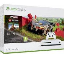 Microsoft Konsole Xbox One S 1TB z grą Forza Horizon 4 i dodatkiem Lego Speed Champions