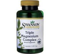Swanson Swanson Triple Magnesium Complex 30 kaps. - SWA/231
