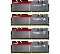 PC Memory TridentZ DDR4 4x8GB 3200MHz CL14-14-14 XMP2