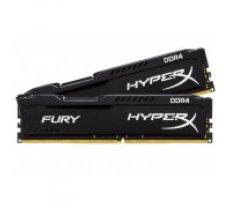 Kingston HyperX FURY 2x8GB 2400MHz DDR4 CL15 DIMM, black