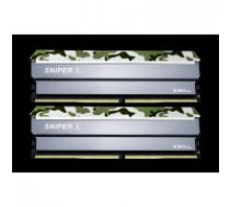 G.Skill Sniper X DDR4 16GB (2x8GB) 2400MHz CL17 1.2V Classic Camo