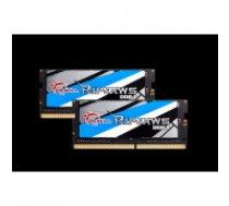G.Skill Ripjaws DDR4 16GB (2x8GB) 2400MHz CL16 SO-DIMM 1.2V