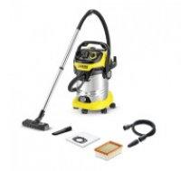 Vacuum cleaner bagless KARCHER WD 6 P Premium 1.348-272.0 (1300W; yellow color)