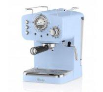 Coffee machine espresso Swan Espresso Coffee Machine SK22110BLN (1100W; blue color)