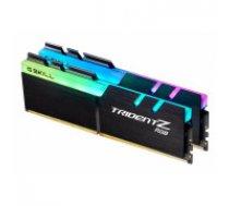 Memory G.SKILL TridentZ RGB F4-3200C15D-32GTZR (DDR4 DIMM; 2 x 16 GB; 3200 MHz; 15)