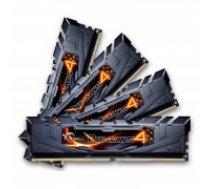 Memory Set G.SKILL Ripjaws4 F4-2400C15Q-32GRK (DDR4 DIMM; 4 x 8 GB; 2400 MHz; 15)