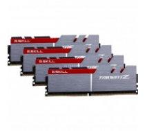 Memory G.SKILL TridentZ F4-3200C14Q-32GTZ (DDR4 DIMM; 4 x 8 GB; 3200 MHz; 14)