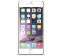 "Smartphone Apple iPhone 6 Plus 64GB Silver (5,5""; IPS, Retina HD; FullHD 1920x1080; 1 GB; 1810mAh; Remade/Refurbished)"