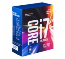 Processor Intel Core i7-7700K BX80677I77700K 953655 (4200 MHz; 4500 MHz; LGA 1151; BOX)