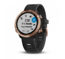 Watch sports Garmin Forerunner 645 Music 010-01863-33 (black color)