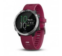 Watch sports Garmin Forerunner 645 Music 010-01863-31 (cherry-red color)