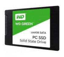 Drive WD Green WDS120G2G0A (120 GB ; 2.5 Inch; SATA III)