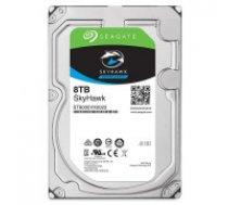 Drive Seagate SkyHawk ST8000VX0022 (8 TB ; 3.5 Inch; SATA III; 256 MB; 7200 rpm)