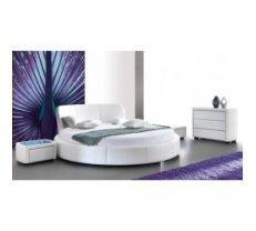 Apaļa gulta Perla Stolwit