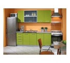 Virtuves iekārta Platinum Green Extom Meble