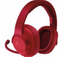 HEADSET GAMING G433/RED 981-000652 LOGITECH