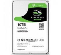 "HDD | SEAGATE | Barracuda Pro | 10TB | SATA 3.0 | 256 MB | 7200 rpm | Discs/Heads 7/14 | 3,5"" | ST10000DM0004"